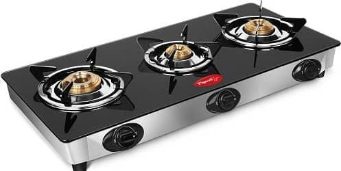 Pigeon by Stovekraft 3-burner gas stove